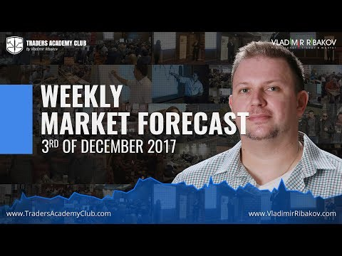 Weekly Forex Review 3rd To 8th Of December 2017 - Vladimir Ribakov
