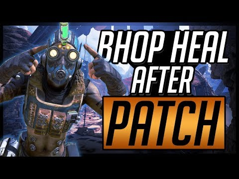 Apex Legends - How to Bunny Hop Heal AFTER PATCH (Advanced Guide)