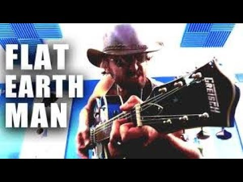 THE FLAT EARTH MAN IN THE STUDIO : JIMMY JAMZ SHOW  -TUNE IN AND DROP OUT ep#102