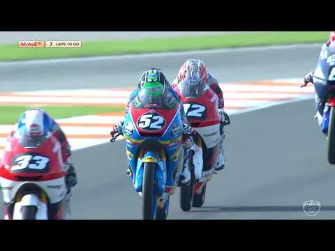 Circuit Ricardo Tormo Highlights race 1 Moto3 Junior WCH-FIM CEV Repsol
