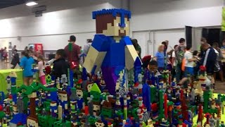 MINEFAIRE 2016 HIGHLIGHTS - Cosplay, HTC Vive, plus more!