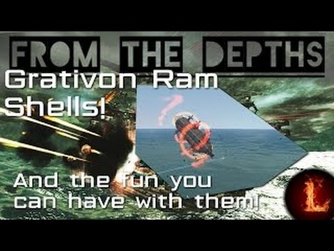 Graviton Rams - Fun for all! - From the depths