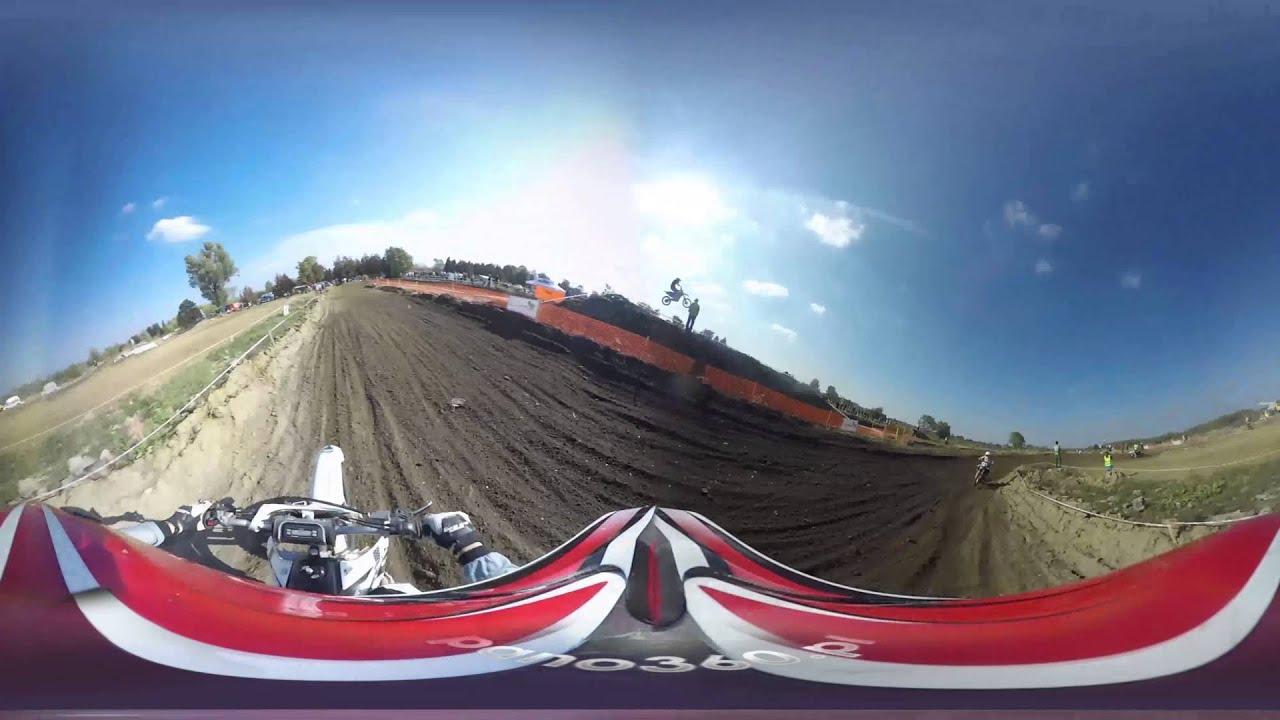 Zawody Motocross MotoExtreme 7 2015 - video360 z treningu 4K