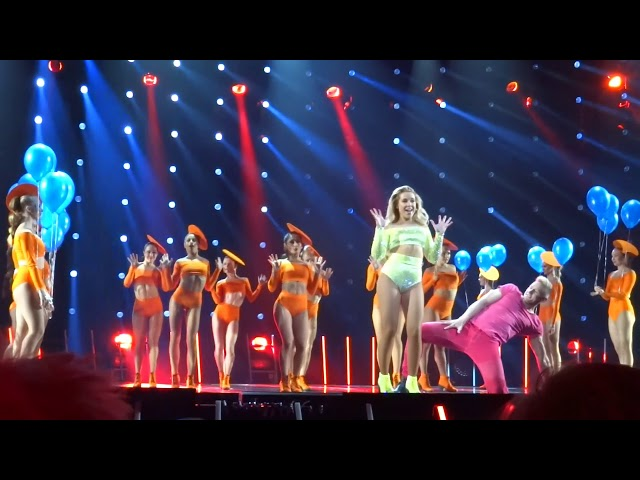 Krista - Opening number (UMK18 dress rehearsal)