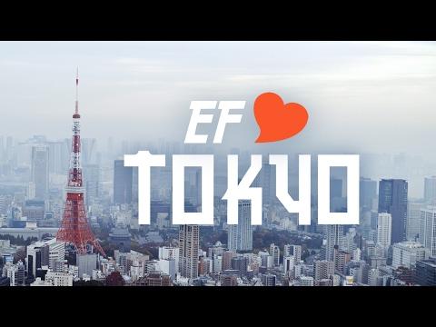EF ❤ Tokyo