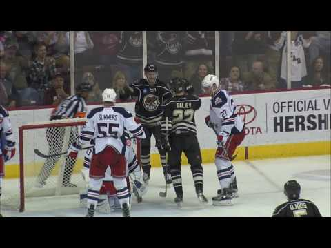 Paul Carey - AHL Player of the Week
