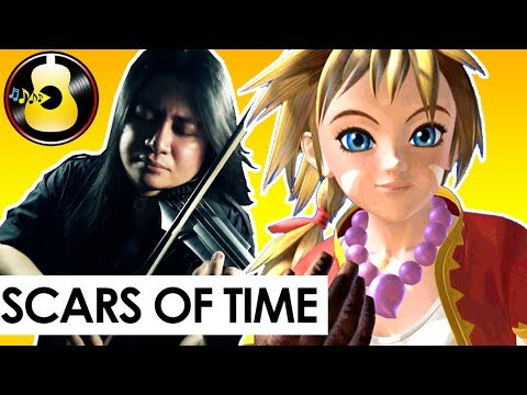 Chrono Cross - Scars of Time (Electric Violin Cover/Remix) | Symphonic Rock || String Player Gamer