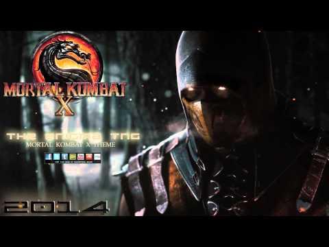 Mortal Kombat X Theme - The Enigma TNG
