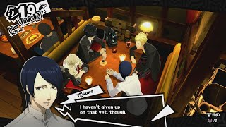 Oh, and No Nude Paintings   Persona 5
