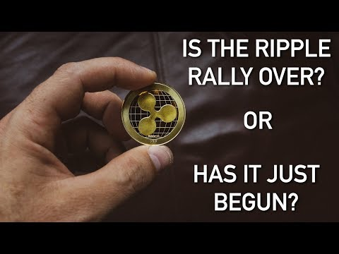 Daily Update (10/02/18) | Is the XRP rally over or just beginning?