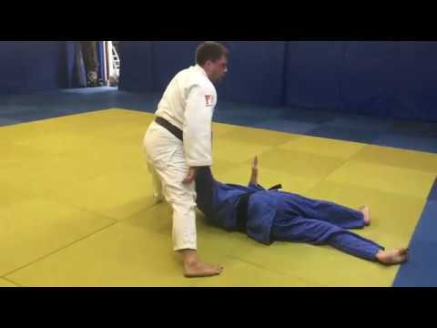Fighting strategy against an opposite sided opponent (Judo) - Korean Inspired