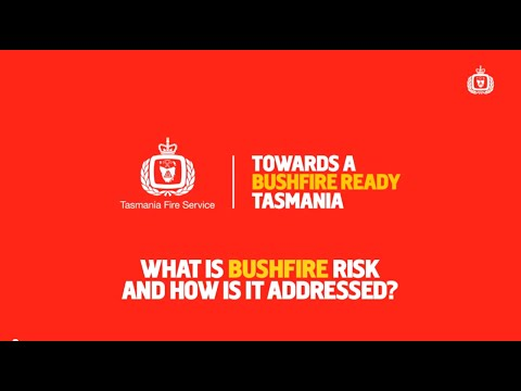 What is Bushfire risk