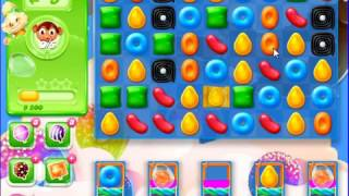 Candy Crush Saga Jelly Level 221