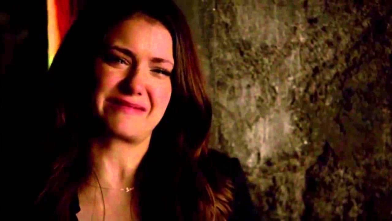 The Vampire Diaries 5x22 - Last Delena Scene - YouTube