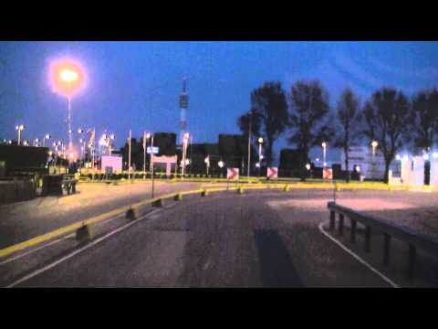 Container Trucking in the Port of Rotterdam (Part 1)