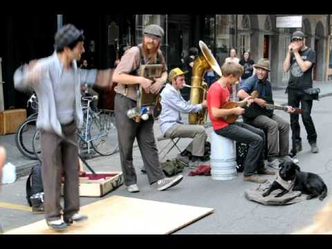 New Orleans - Music in the Street