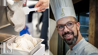 Professional Ice cream (gelato italiano): 3 desserts by Garbriele Vannucci