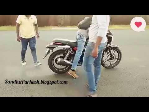 Pindan Wale Jatt Jatt Stunts Crazy Boys By Parkash Sandhu Productions