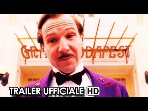 The Grand Budapest Hotel Trailer Ufficiale Italiano (2014) - Wes Anderson Movie HD streaming vf