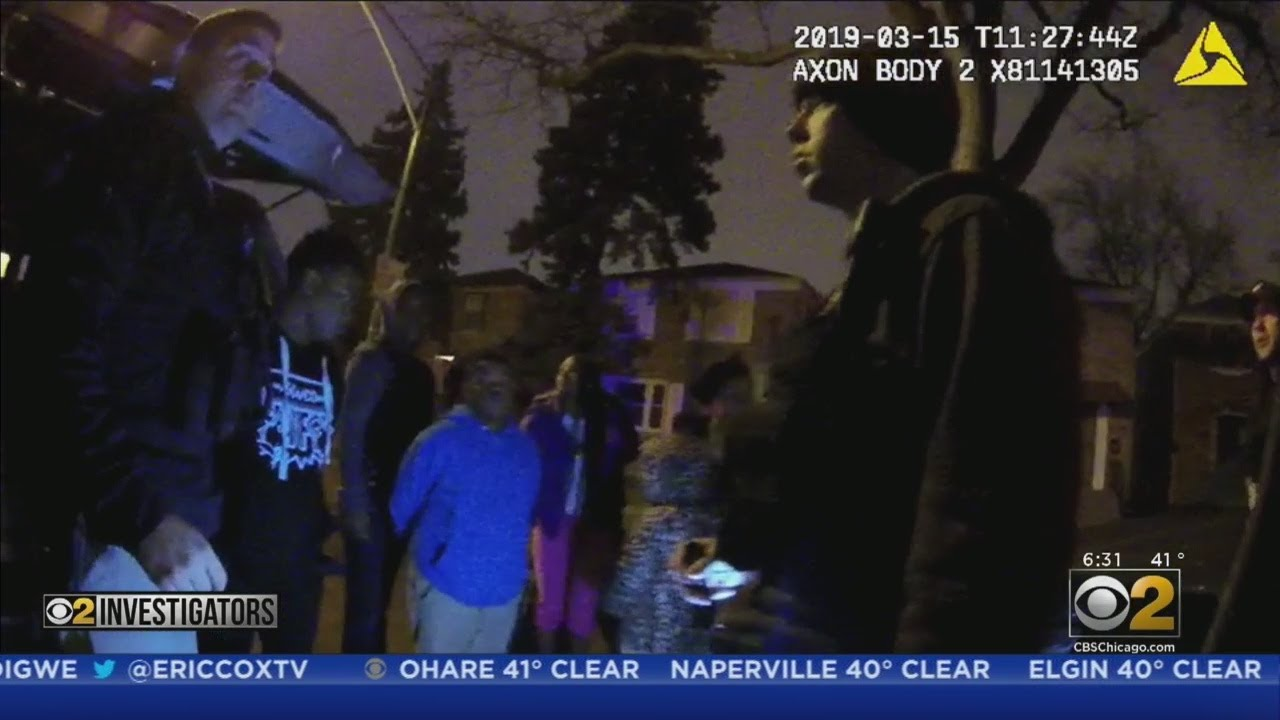KKKops Forced To Show Body Camera Video Handcuffing 8-Year-Old Boy After Raiding Wrong Home