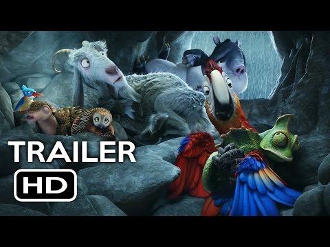 Robinson Crusoe Filmi (2016)