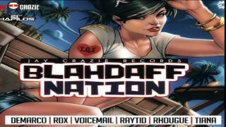 BlahDaff Nation Riddim (Instrumental) Jay Crazie Records