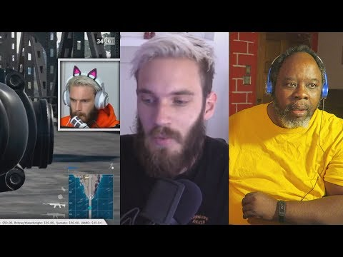 Dad Reacts to PewDiePie saying the N Word!