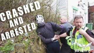 Motorcycle Thief GETS REKT & Caught By Police on Camera????