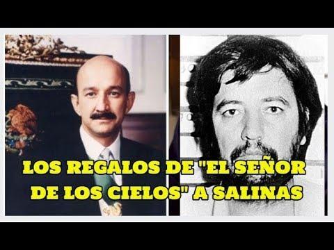 """Los regalos de """"El Señor de los Cielos"""" a Salinas"""