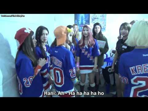 [Eng Sub] DIA Meets EXID _ Hallyu Dream Festival 150920 Parody