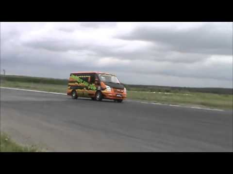 drift bus amp super van in One Ford Transit v8 (Güçlendirlmiş v8)