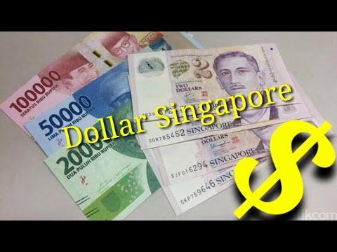 Mengenal Bentuk dan Nilai Mata Uang Singapore (Dollar Singapore)
