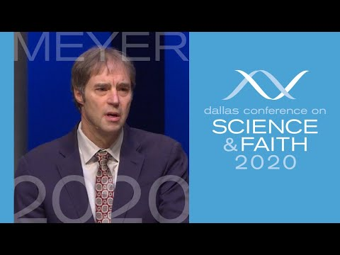 Does Science Point To God? - Stephen Meyer At Dallas Science Faith Conference 2020