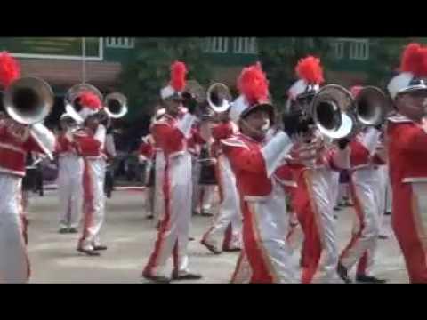 Drumband JHDC-Laksmana Raja Di Laut