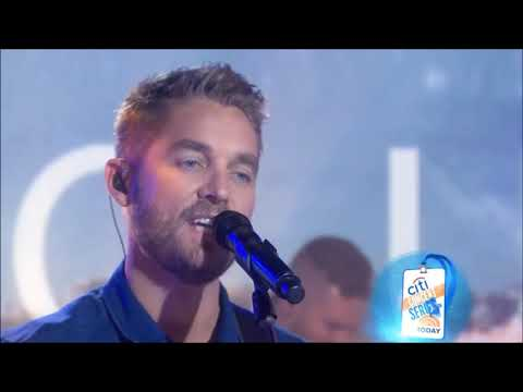 "Brett Young sings ""Ticket to LA"" Live 2018 Concert HD 1080p Mp3"