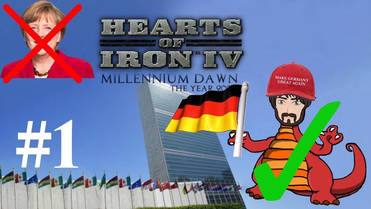how to make germany fascist in millennium dawn