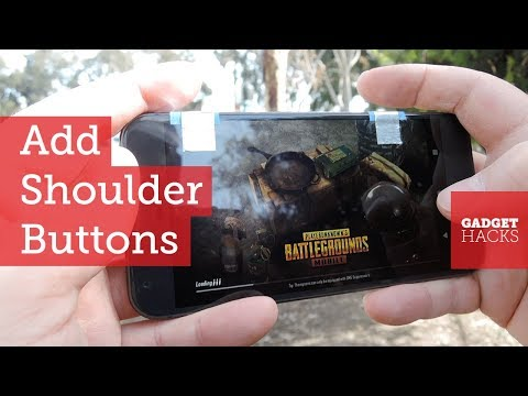 Add Shoulder Buttons to Any Phone [How-to]