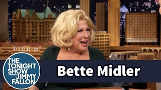bette midler loves tlc and girl groups