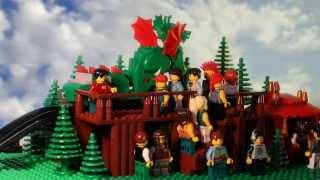 LEGO DC Superheroes go to LEGOLAND