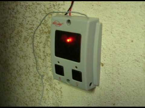 Automatic Garage Door Closer Timer Youtube