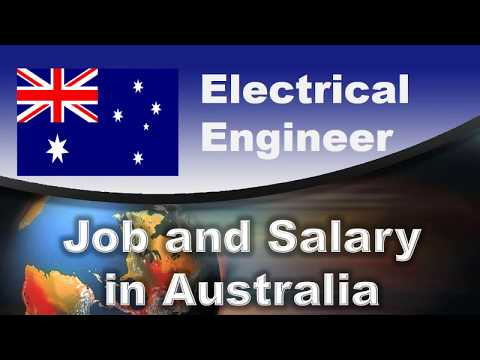 Electrical Engineer Salary in Australia - Jobs and Wages in Australia