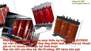 Máy biến áp khô, máy biến áp khô KP ELECTRICH nhập khẩu Hàn Quốc