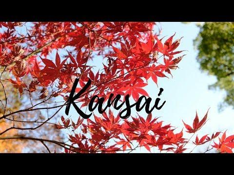 Autumn in Kansai Region, Japan 2017 HD