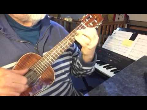 Drinking Song (Drink, Drink, Drink) - Solo Ukulele - Colin Tribe on LEHO