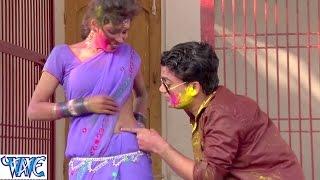 Video हमार भौजी हो Hamar Bhauji Ho - Rang Daal Da - Bhojpuri Hit Holi Songs - Holi Songs 2015 HD download MP3, 3GP, MP4, WEBM, AVI, FLV Oktober 2018