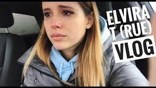 Elvira T (rue) VLOG - Почему я рыдаю, Форбс, отмечаем миллион, Тула