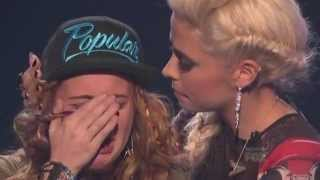 Beatrice Miller Got Eliminated - THE X FACTOR USA 2012