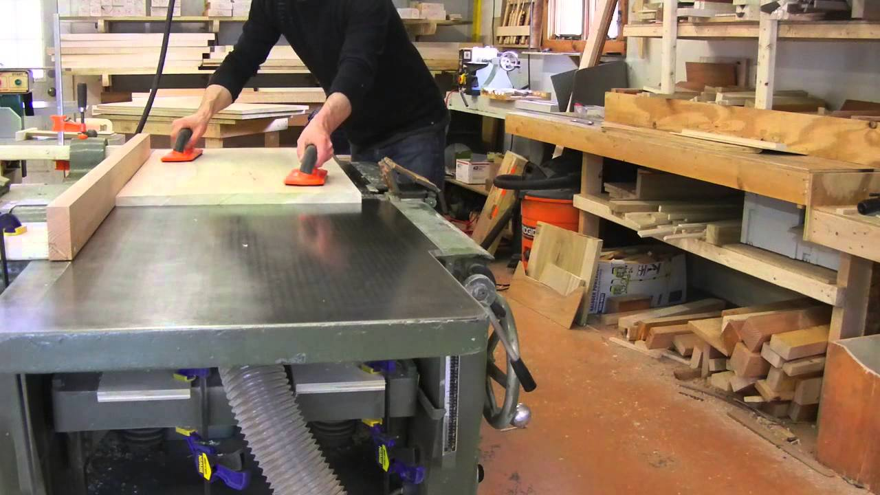 Used Jointer Planer Combo