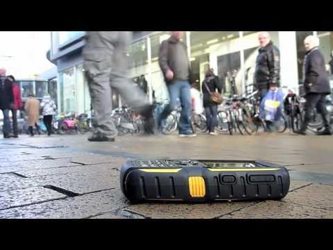 Sonim XP1300 CORE review by David Bakker (Dutch)