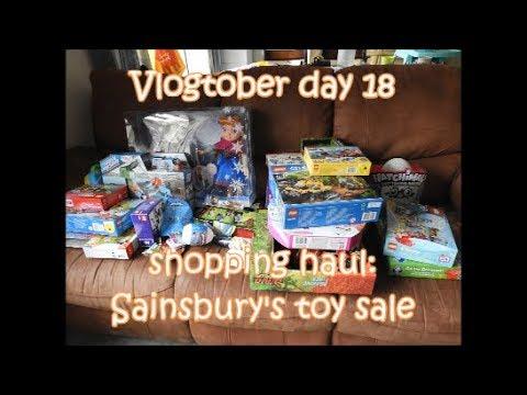 sainsbury's toy sale - photo #11